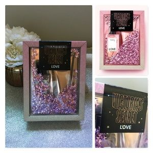 Victoria's Secret LOVE Gift Set NEW